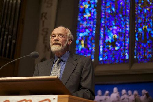 Eugene Peterson Love Wins Rob Bell Endorsement