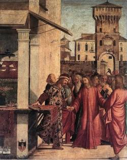 Vittore Carpaccio, Vocazione Di San Matteo