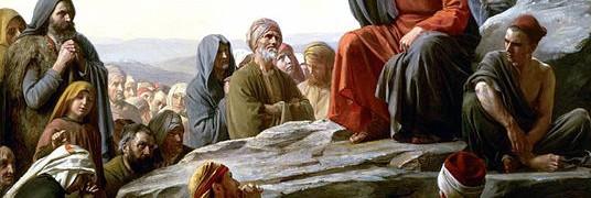 sermon on the mount, making disciples, way of jesus